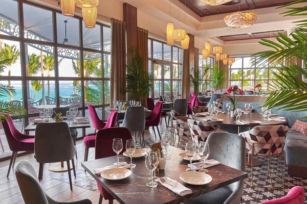 Restaurant - Grand Bahia Principe Punta Cana - All Inclusive Bávaro Beach